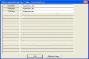 Eingabemaske: Messungskommentare bearbeiten